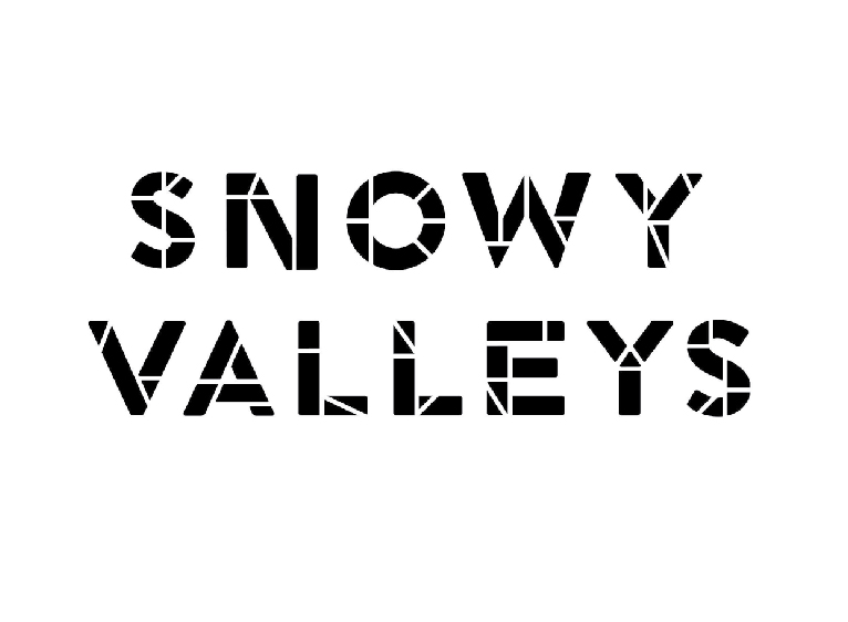 We've worked with Snowy Valleys